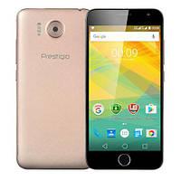 "Смартфон Prestigio MultiPhone Grace R7 7501 DS Gold 5"", IPS,1280x720)/ MediaTek MT6580A (1.3 ГГц)/ос"