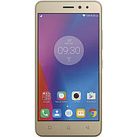 Мобильный телефон Lenovo K6 (K33a48) Gold (PA530181UA)
