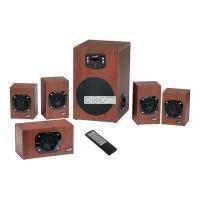 Колонки Genius 5.1 SW-HF4800 Wood (31731048100)