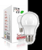"LED лампа ""SunLed"" Е27 Premium 12Вт (аналог 120Вт)"