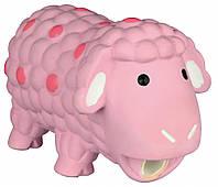 Игрушка Trixie Sheep для собак латексная, овечка, 14 см