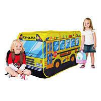 """Детская игровая палатка """"Автобус"""" 3319 110x70x70см"""