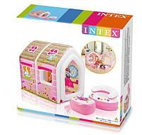 """Детский надувной игровой домик """"Princess Play House"""" Intex 48635 , фото 1"""