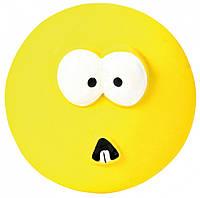 Игрушки Trixie Assortment Smileys для собак латексные, смайлики, 4 шт, фото 1