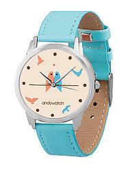 Часы наручные AndyWatch Влюбленные птички арт. AW 007-7