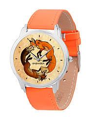 Часы наручные AndyWatch Две лисицы арт. AW 012-9