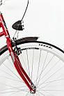 Міський велосипед Faktor Exell 28 Red Польща, фото 3