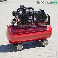 Компрессор трехцилиндровый ременной Vulkan IBL3090D (670 л/мин/ 270 л)