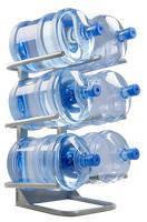 Подставка под бутыли с водой