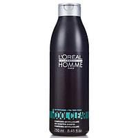 """Шампунь-энергетик для волос мужской """"L'Oreal"""" Energic (750ml)"""