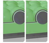 Противідмарювальна плівка ICP-S Green