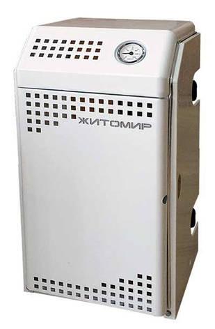 Газовый парапетный котел Житомир-М АДГВ -12CН (двухконтурный) , фото 2