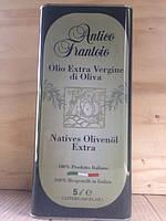 Оливковое масло Antico frantoio (Антико франтойо) Италия 5 л.