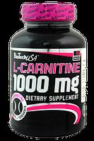 BioTech L-Carnitine 1000 mg (30 табл)