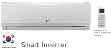 Внутренний блок настенного типа мультисплит-системы LG MS07SQ