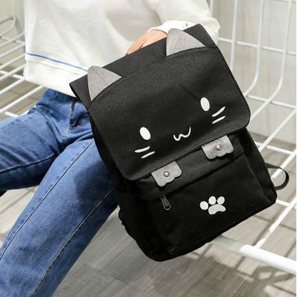 Школьный рюкзак с Китти