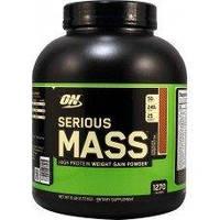 Serious Mass 2,722 кг - шоколад