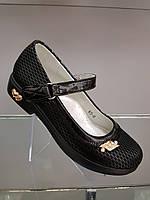 Туфли для девочки Winiko черные 27-32 28