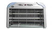 Улавливатель насекомых Kill Pest 16Вт, от мух, от комаров, от мошек, от моли