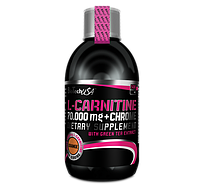 BioTech L-Carnitine 70.000 + Chrome 500 мл апельсин