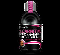 L-CARNITINE+CHROME 70 000 апельсин 500 мл
