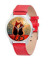 Часы наручные AndyWatch Котики арт. AW 027-3