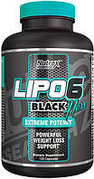 Жиросжигатель Nutrex Lipo-6 Black Hers 120 кап