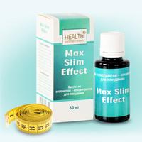 Max Slim Effect Капли для снижения веса