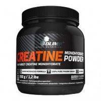Creatine monohydrate powder 550 g powder