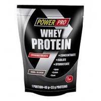 PowerPro Whey Protein, 1 кг - ванила-айскрем