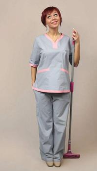 Специальная одежда для уборщиц и горничных