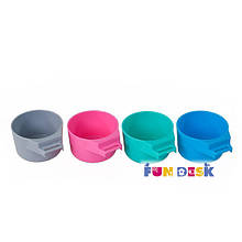 Подстаканник FunDesk SS17 Blue, Pink, Green, Grey