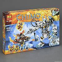 """Конструктор Chima 10355  """"Ледяной робот Айсбайта"""" (аналог Lego 70223)"""