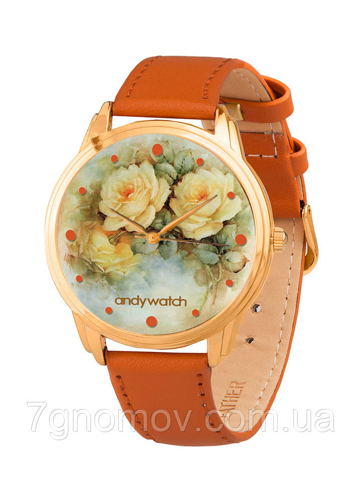 Часы наручные AndyWatch Розочки арт. AW 049-4