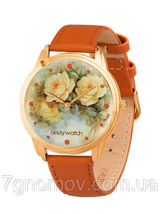 Часы наручные AndyWatch Розочки арт. AW 049-4, фото 2