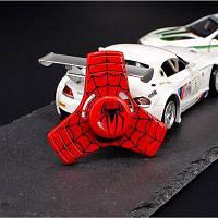 Спиннер вертушка Fidget Toy Hero Spiderman red