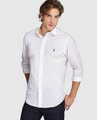 Чоловічі сорочки з довгим рукавом