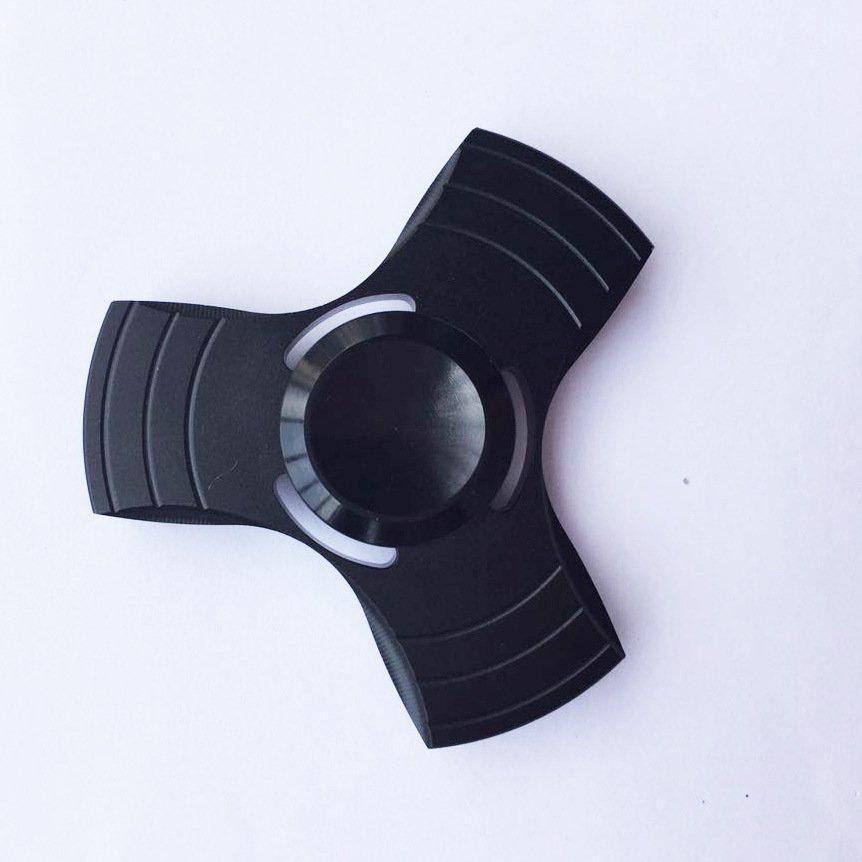 Спиннер вертушка Hand Spinner Stargate black