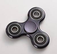 Спиннер вертушка Hand Spinner Metallic black