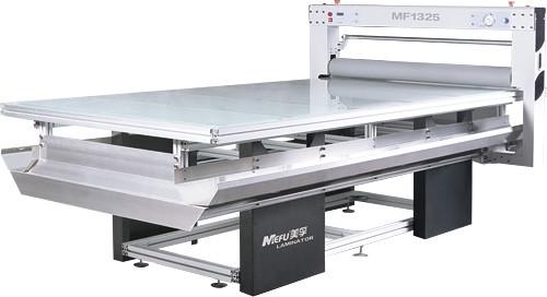 Планшетные накатные горячие широкоформатные ламинаторы Mefu MF-B4