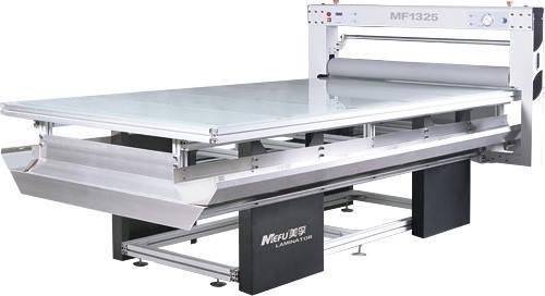 Планшетные накатные горячие широкоформатные ламинаторы Mefu MF-B4, фото 2