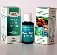 Max Slim Effect  Инновационные каплидля похудения