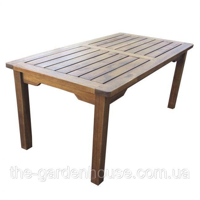 Кофейный столик из дерева тихоокеанской акации 100х50 см