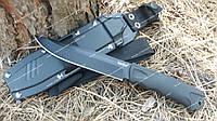 Нож  нескладной 24098 Ворон-3 Военный
