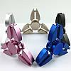 Спиннер-вертушка Hand Spinner Fidget Toy Nipper silver, фото 3
