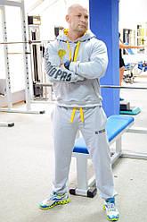 Фирменный мужской спортивный костюм МЕЛАНЖ