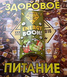 Мармелад Энергетический Energy BOOM