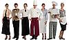 Особенности при выборе формы для повара