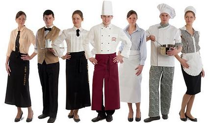Особливості при виборі форми для кухаря