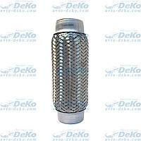 Гофра приемной трубы 50х200 (3-х слойная) Ланос EuroEx